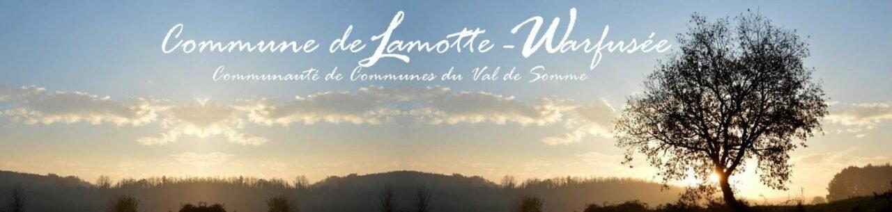 Commune de Lamotte Warfusée